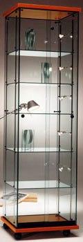 Vetrina mod easy vetrine da interno arredo negozio for Amm arredamenti