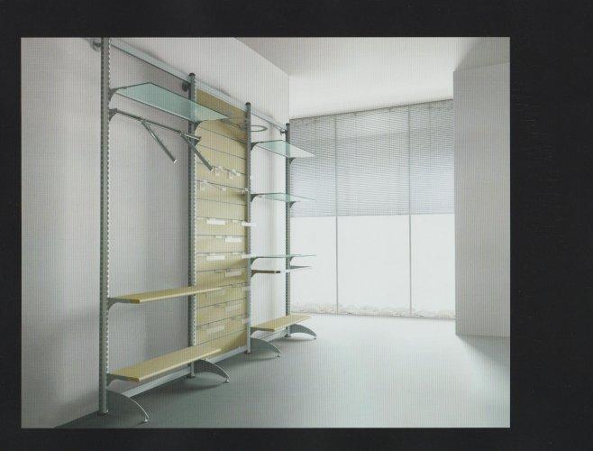 Arredamenti negozi abbigliamento arredamento negozi for Arredamento per negozi abbigliamento