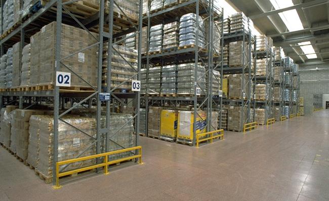 Scaffalature Portapallet Roma.Scaffalature Metalliche Portapallets Roma A M M Arredamenti
