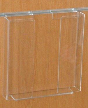 Accessori per pannelli a doghe in acrilico roma a m m for Accessori arredamento negozi
