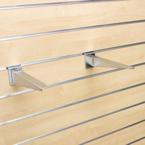 Mensola alta portata accessori per pannelli a doghe in for Mensole per ufficio