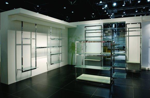 Arredamento negozi abbigliamento arredo negozio per for Arredamento negozi