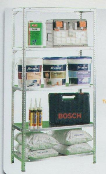 Scaffalature metalliche galleria fotografica scaffali for Amm arredamenti