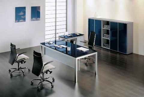 Scrivanie per uffici galleria fotografica scaffali metallici