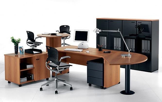 Ufficio Per Scrivania : Scrivanie per uffici galleria fotografica scaffali metallici