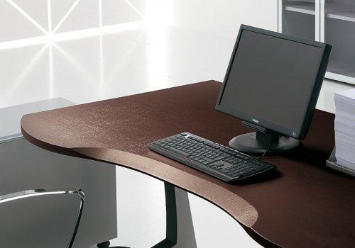 Ergonomia Scrivania Ufficio : Scrivania direzionale mod ego scrivanie per uffici poltrone