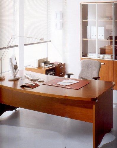 Scrivania direzionale mod next galleria a m m for Scrivania direzionale