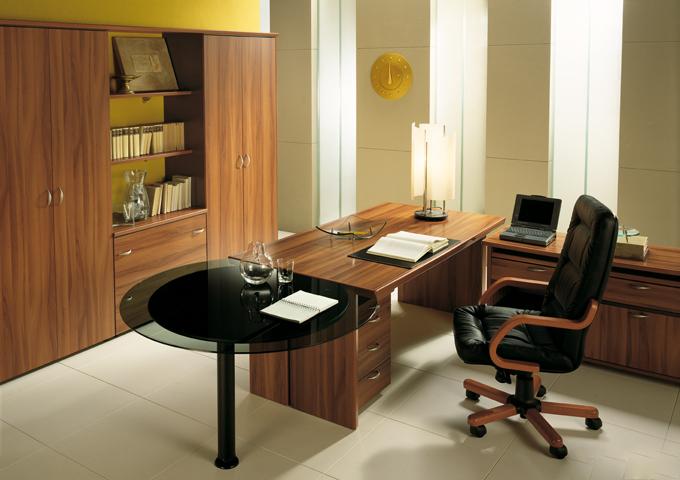 Scrivania direzionale mod max scrivanie per uffici for Arredamento spogliatoi